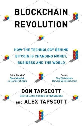 blockchain revolution is an amazing book to read to understand how the blockchain technology is changing the world as we know it.
