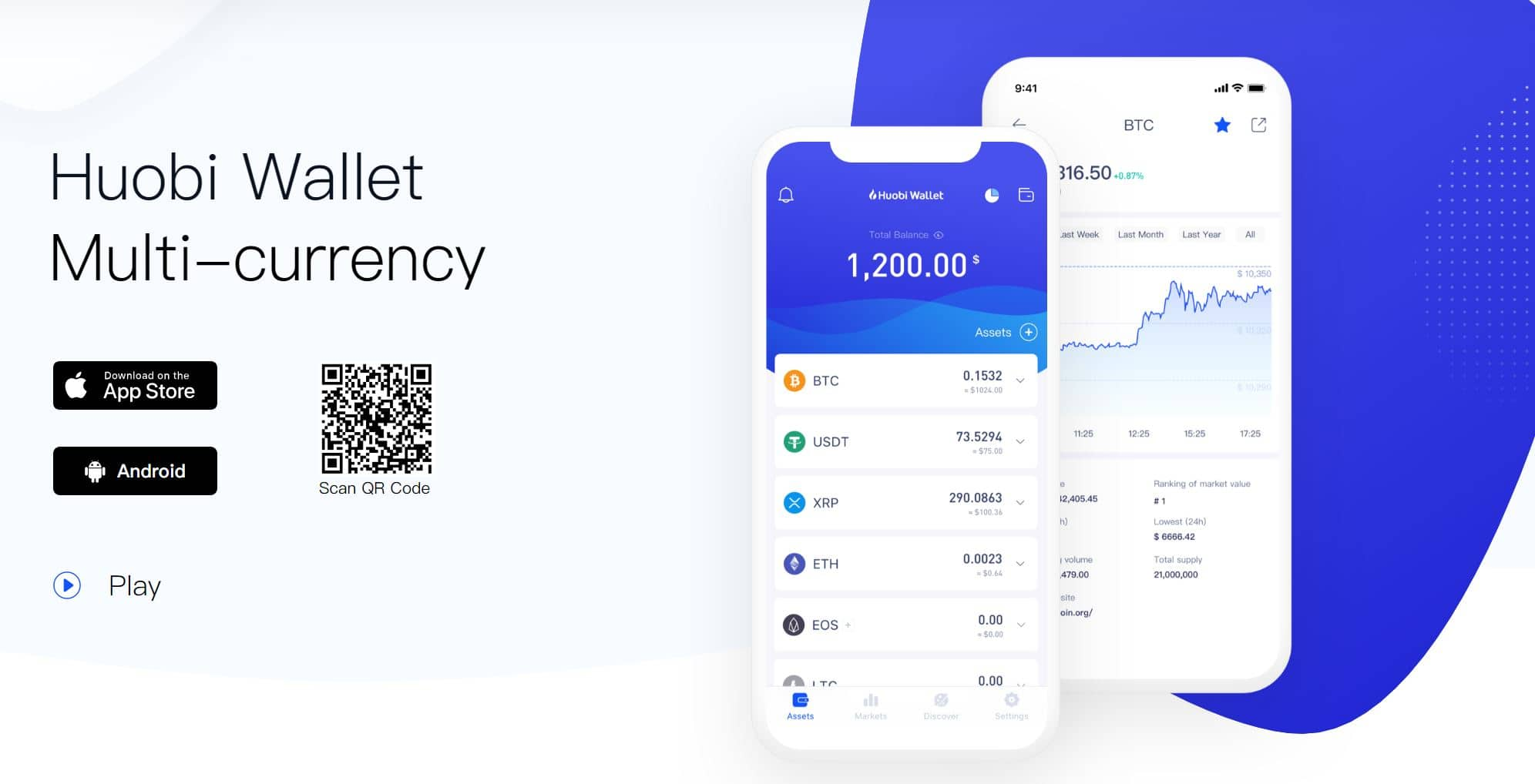 huobi wallet has become popular lately thanks to its unique features