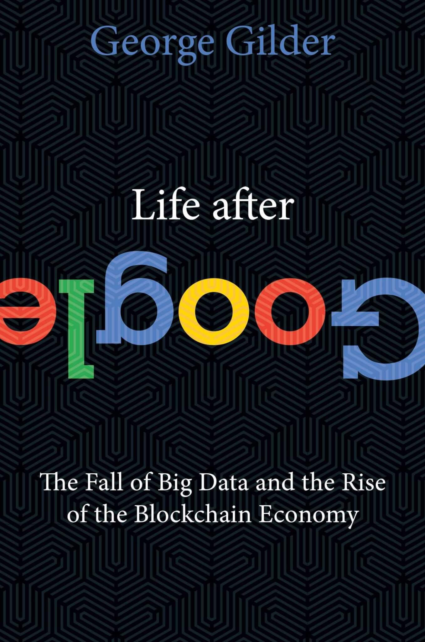 the life after google book